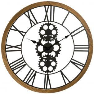 Horloge à engrenages D.70 cm